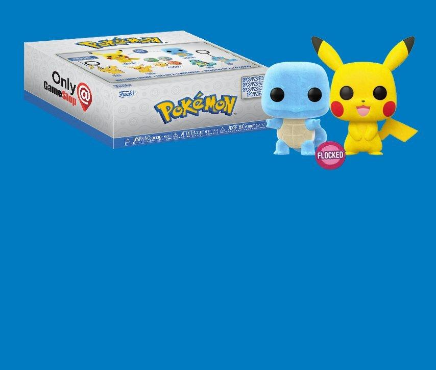 Pokemon Funko Box