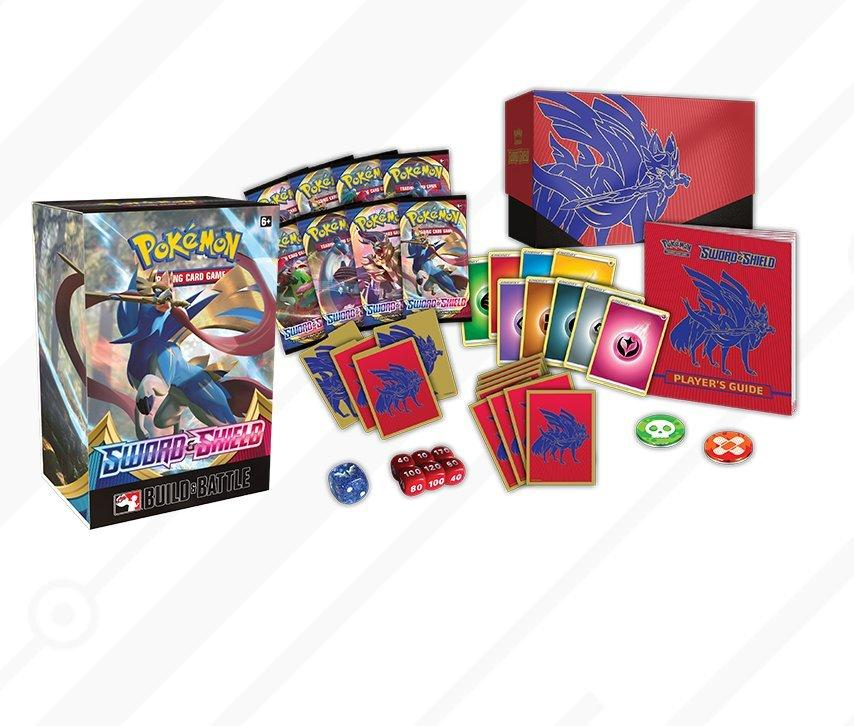 Pokemon Sword & Shield TCG