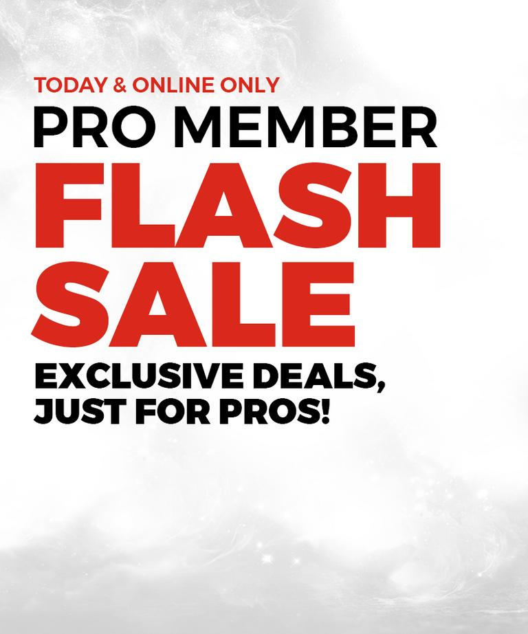 Pro Flash Sale