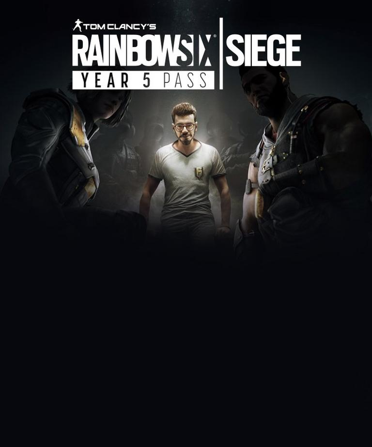 Tom Clancy's Rainbow Six: Siege Year 5 Pass