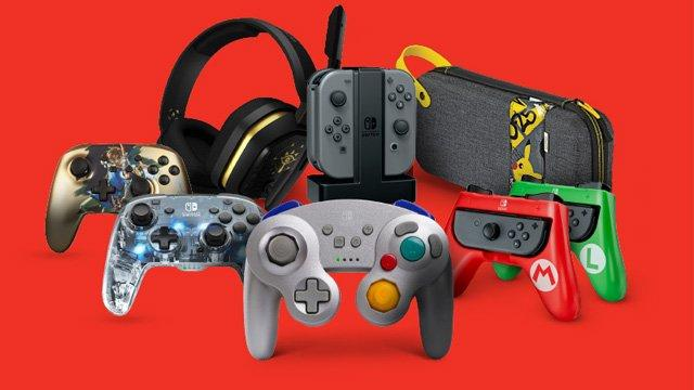 20% Off Select Switch Accessories