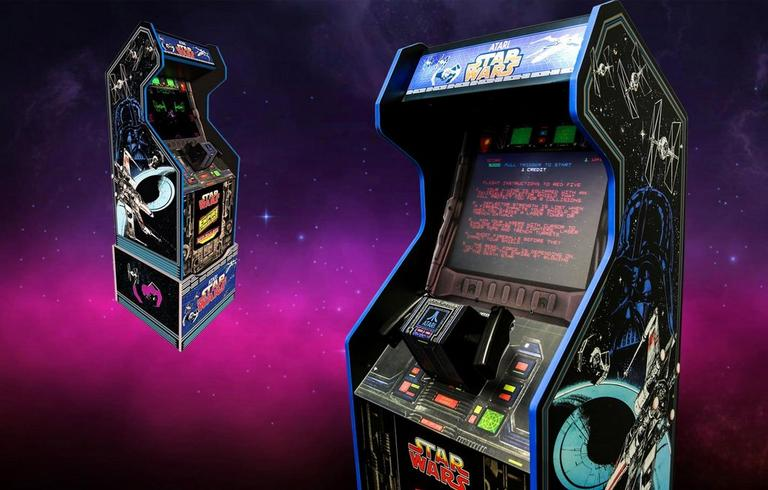Arcade1Up Star Wars Cabinet