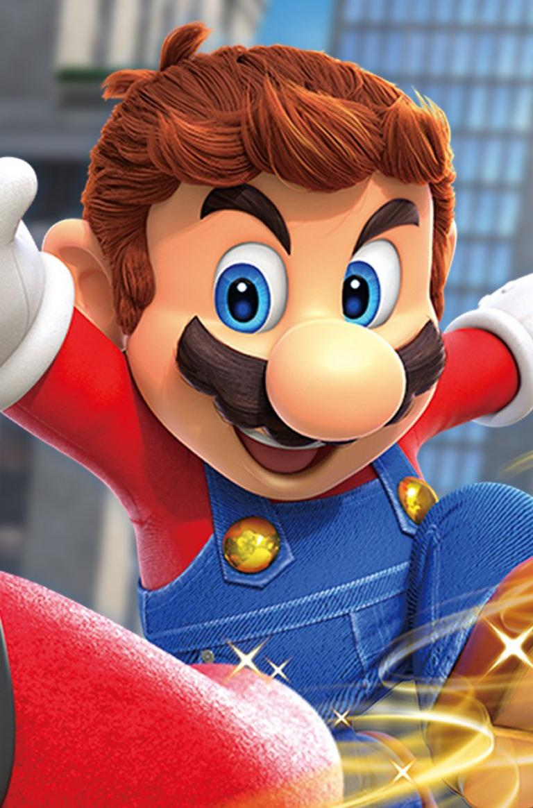 Super Mario Odyssey For Nintendo Switch Gamestop