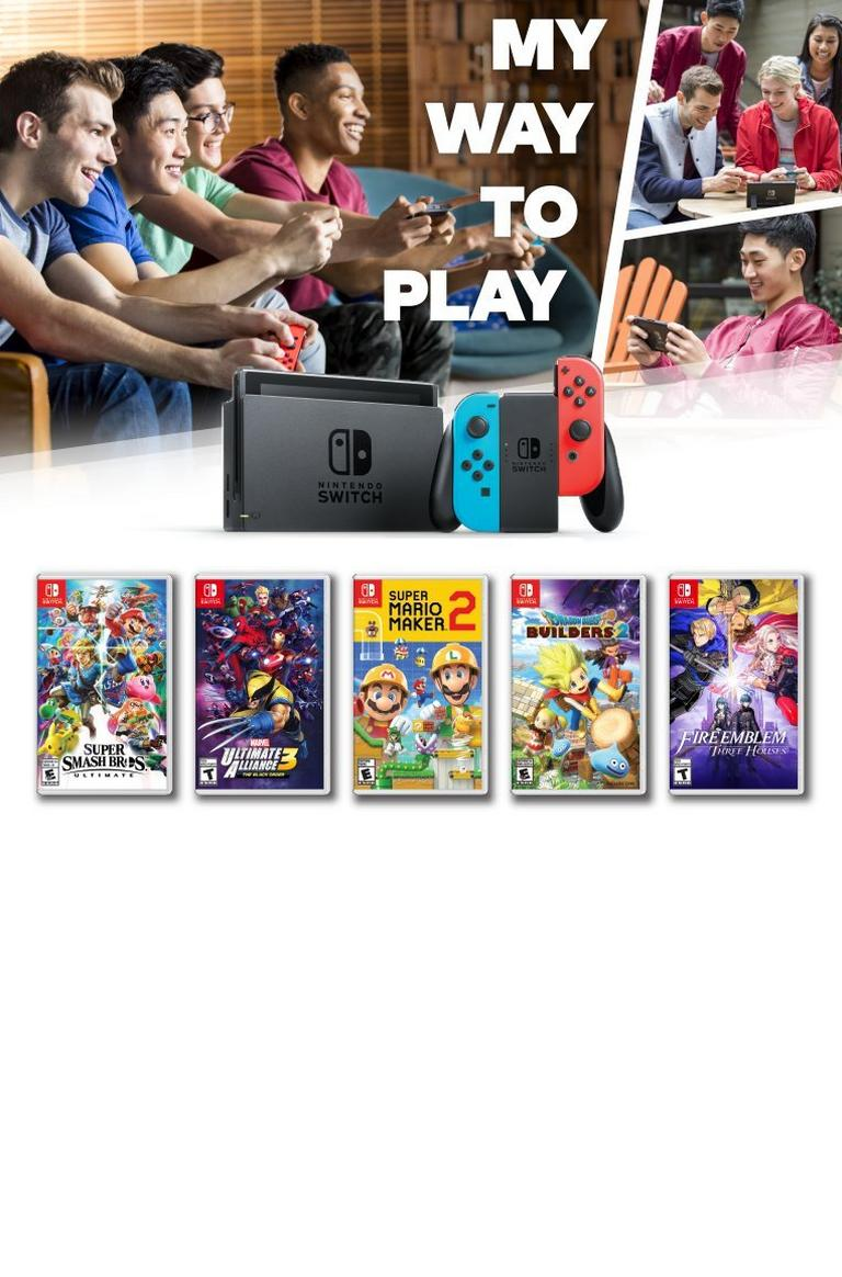 Nintendo Switch Summer Games