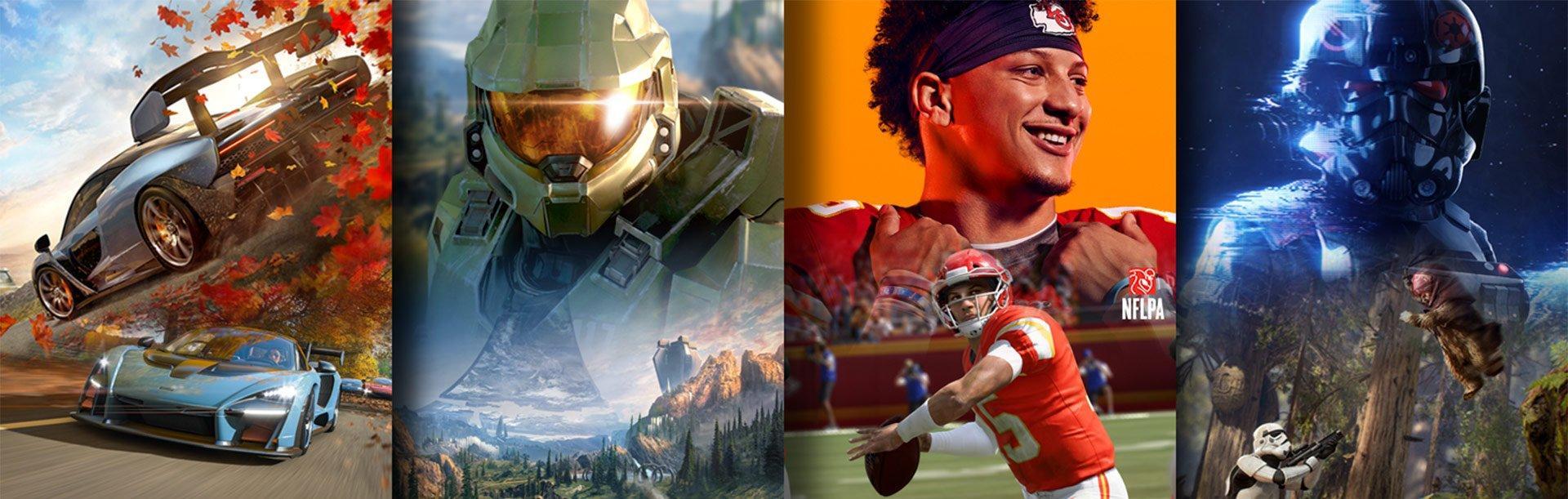 Xbox Game Pass Hero
