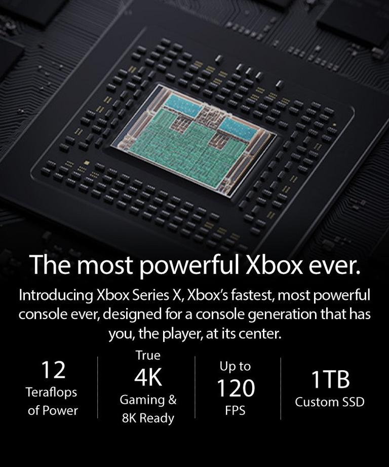 Xbox Series X Specs Revealed By Phil Spencer, Supports Full ...