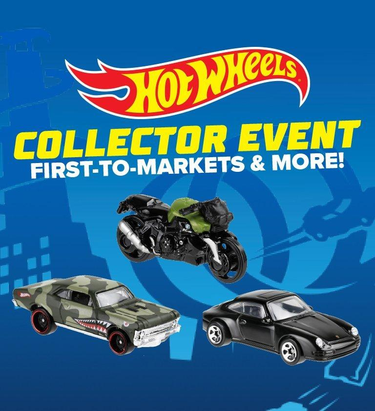 HotWheels Collector's Event