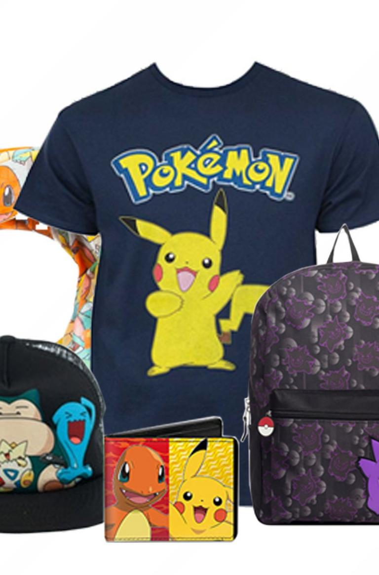 Pokemon Clothing