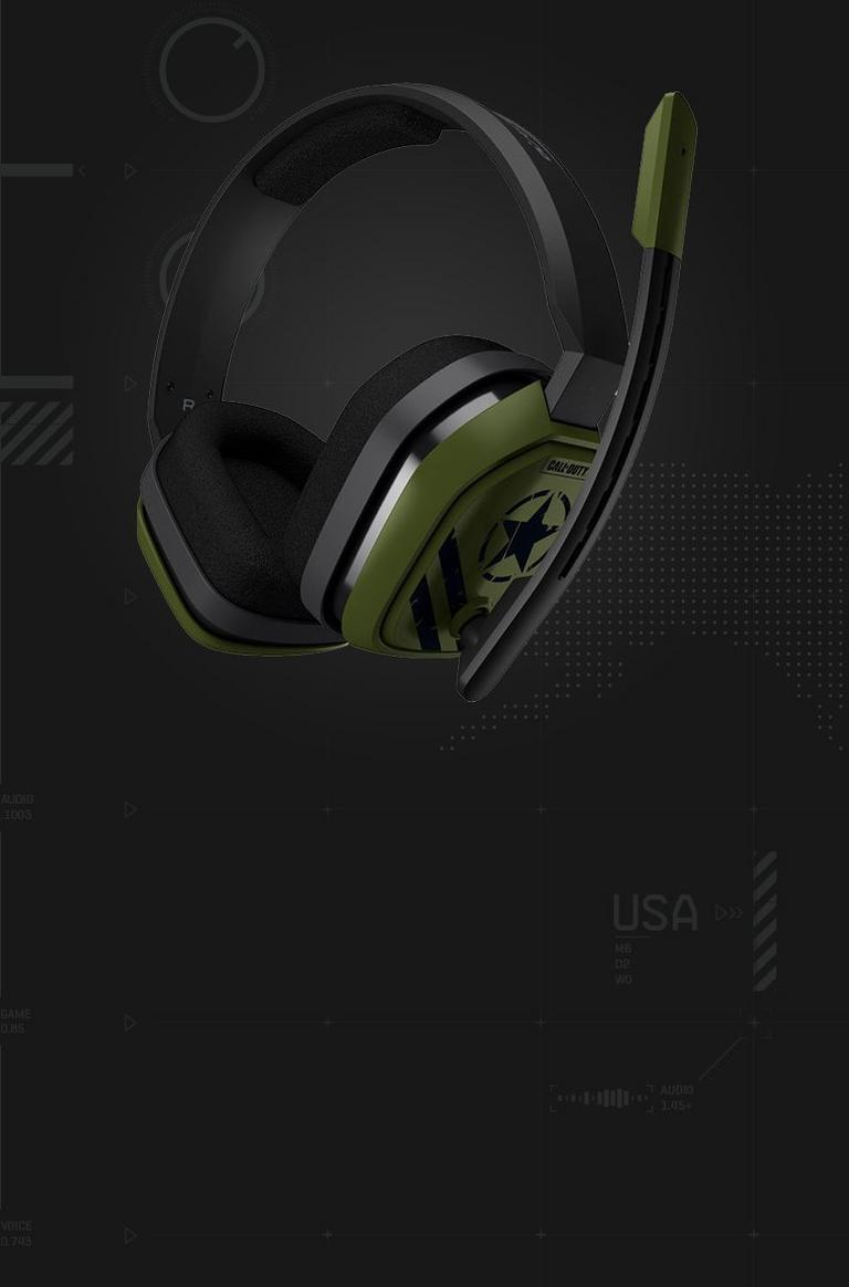 Astro Call of Duty Headsets