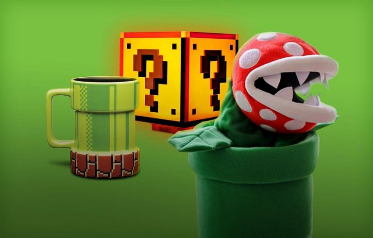 ThinkGeek Mario