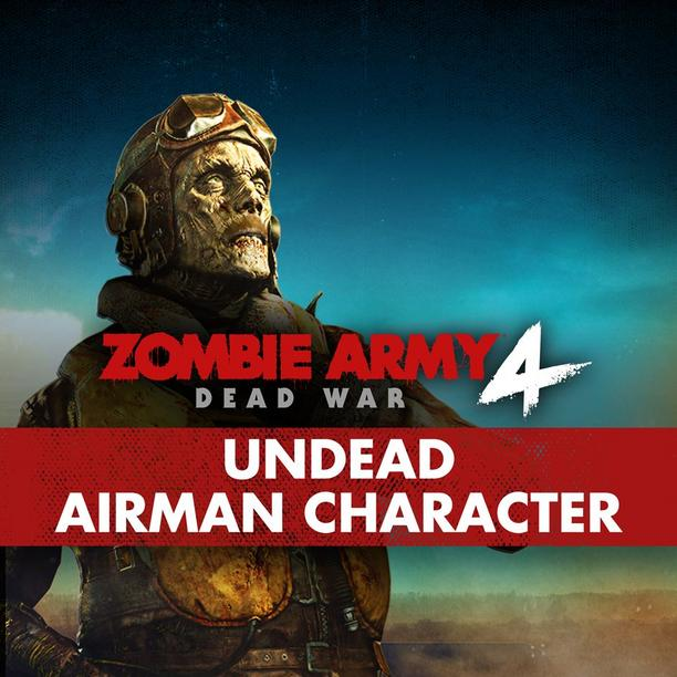 Undead Airman Character!